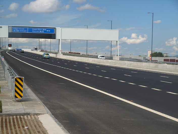 M74 Completion