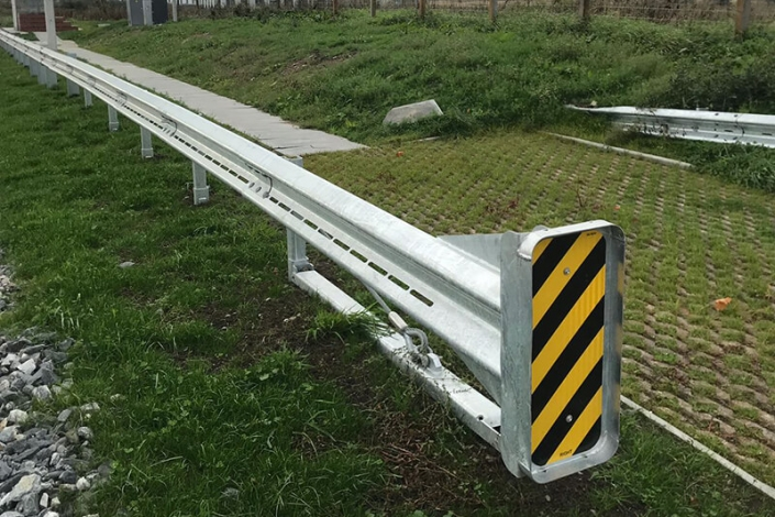 Safety Fencing- Terminal