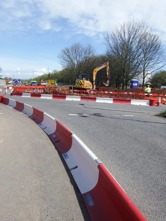 Temporary Barrier Systems - MASS
